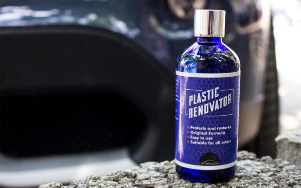 Plastic Renovator - Освежител за пластмаса - Снимка